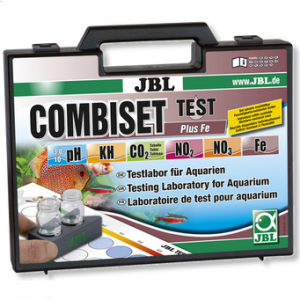 CombiSet JBL coffret - Kit Tests d'eau aquarium *Promotion*