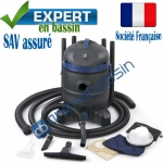 Aspirateur bassin et piscine Outside living