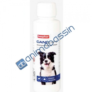 Shampooing antiparasitaire Chien perméthrine 200ml
