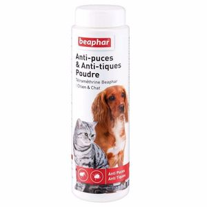 Poudre antiparasitaire chien/chat 150g