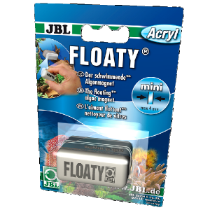 JBL Floaty Mini - Aimant lave vitres aquarium
