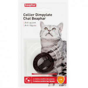 Collier Antipuces & tiques Chat