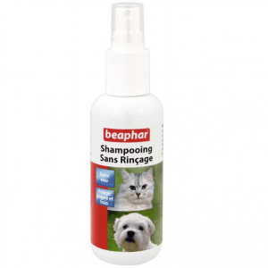 Shampoing chien/chat sans rincage