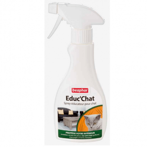 Spray éducateur chat 250 ml