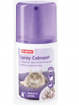 Spray calmant pour chat