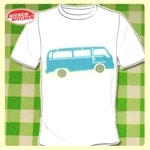 Transferts pour t-shirt Kitsch Kitchen