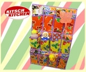 Rangement mural Patchwork Kitsch Kitchen