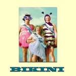Carte postale BIKINI - Miss Fit & Friends