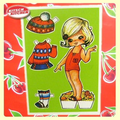 Carte postale 10 x 15 Kitsch Kitchen