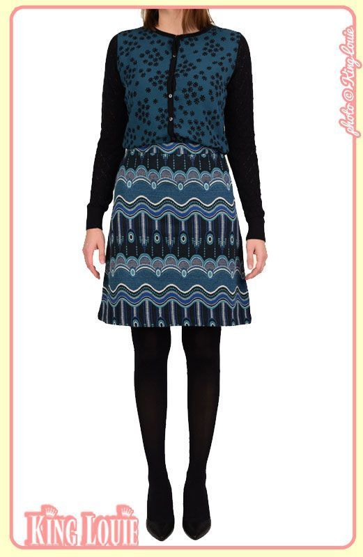 Jupe A-line BROOKLYN Taille XS