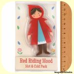 Pack chaud/froid multi-usages PETIT CHAPERON ROUGE