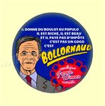 Badge ou Aimant - BOLLORNAUD - Appellation French Winner Contrôlée