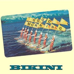 Planchette apéritif  BIKINI - Good morning