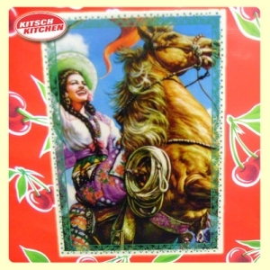 Carte postale 10 x15 Kitsch Kitchen