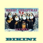 "Carte postale BIKINI - Christmas nuns ""MERRY CHRISTMAS SINNERS"""