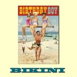 Carte postale BIKINI - Birthday Boy