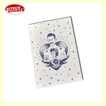 Petit cahier Kitsch Kitchen - Tattoo Parlor - MOUSTACHE