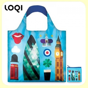 Cabas XL de poche - LONDON - Design Studio HEY