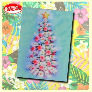 Carte postale 10 x15 - CHRISTMAS TREE