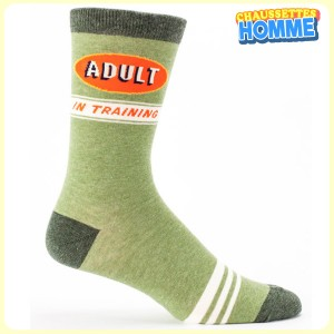 Chaussettes homme BlueQ - ADULT in growing*