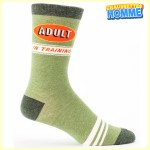 Chaussettes homme BlueQ - ADULT in training*