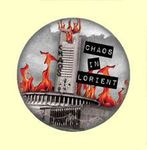 Badge ou Aimant 081 - Chaos in Lorient