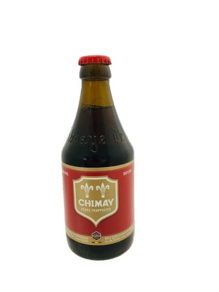 Bière Trappiste Chimay Rouge