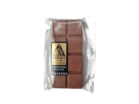 Mini Tablette de chocolat au lait 35g