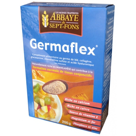 Germaflex - Naturellement Riche en Manganèse - 200 g