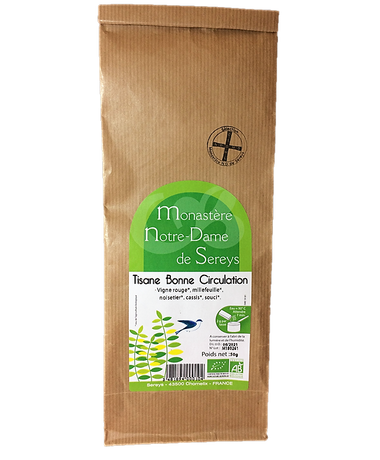 Tisane Bonne Circulation - Bio