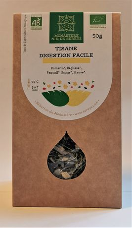 Tisane digestion facile - Bio