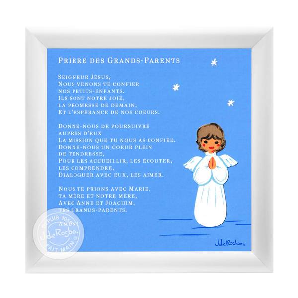 Prière des grands-parents