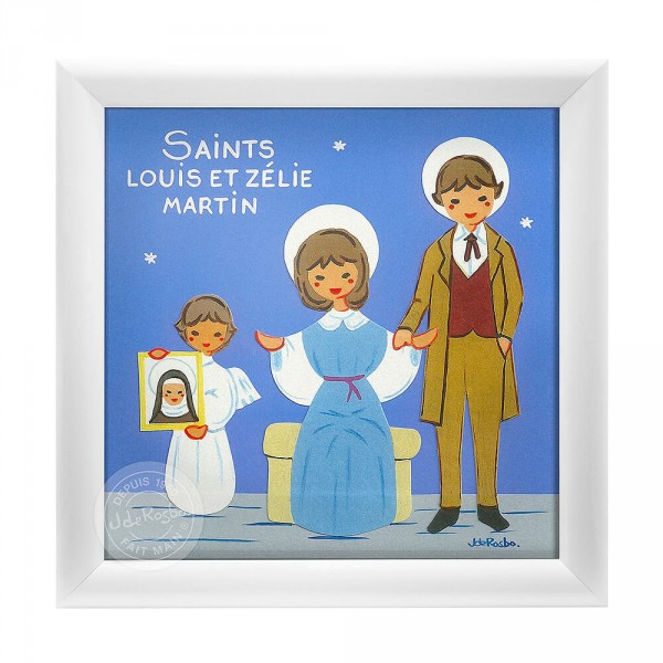Saints Louis et Zélie Martin