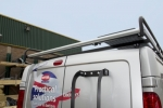 Galerie utilitaire Ford Transit extra long