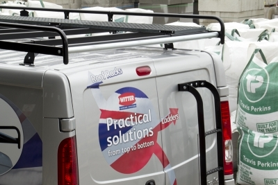 Galerie utilitaire Ford Transit Connect long