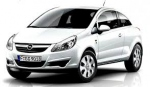 Attelage voiture opel corsa E