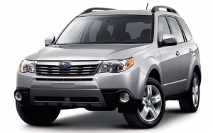 Attelage pour Subaru Forester