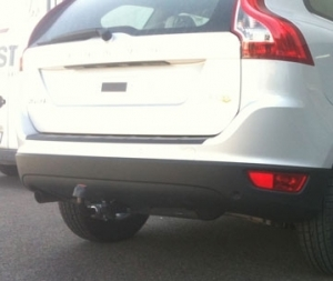 Attelage voiture pour Volvo XC60