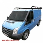 Galerie utilitaire Ford Transit long
