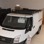 Galerie utilitaire Ford Transit court toit bas