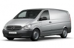 Galerie Modulaire SIARR pour utilitaire MERCEDES VITO/VIANO  <br />Extra Long L3 Hayon
