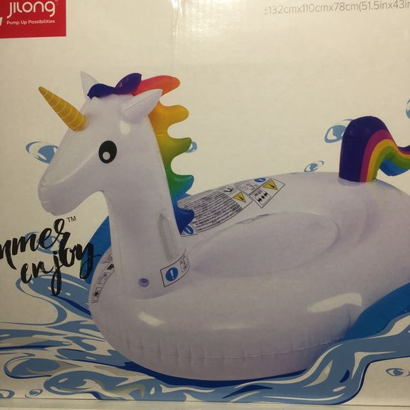 BOUEE GONFLABLE LICORNE