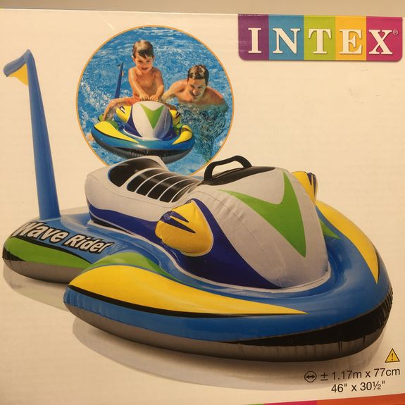 BOUEE GONFLABLE JET SKI