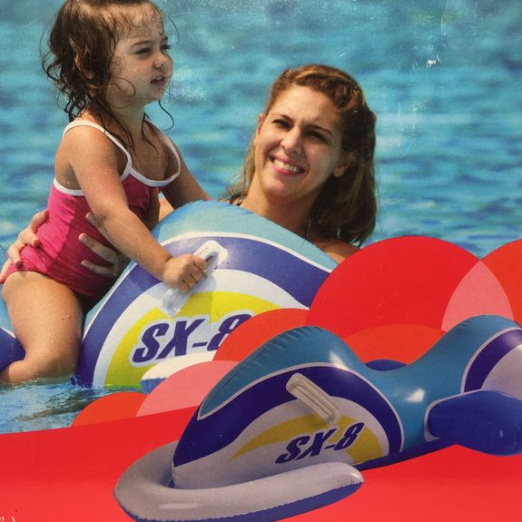 BOUEE GONFLABLE JET SKI PM
