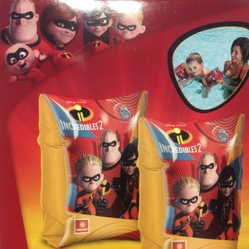 BRASSARD INCREDIBLES 2
