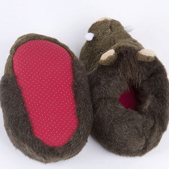 Chaussons Sangliers 37/39