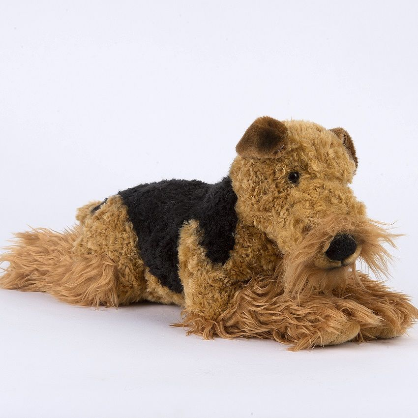 Peluche Airedale 37 CM