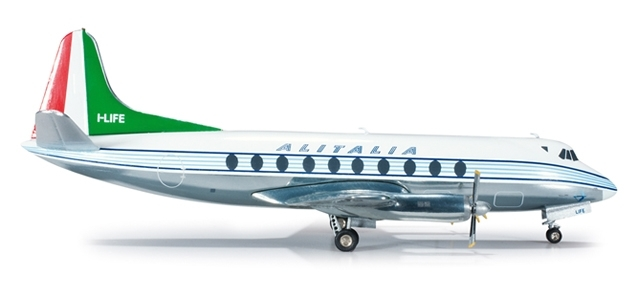 Viscount 700 Alitalia Vickers