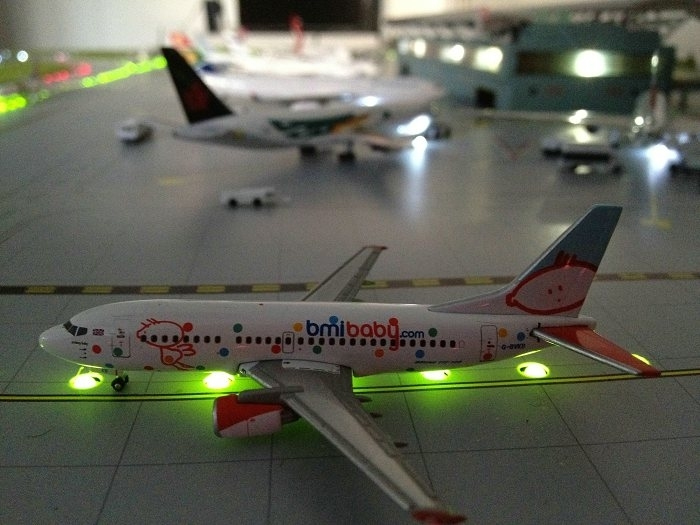 Aéroport de Mike : 1/400