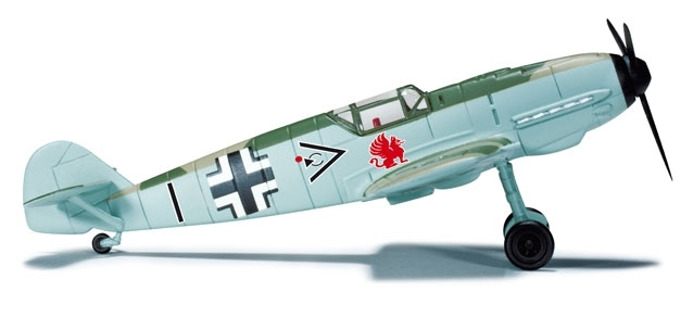 Luftwaffe JG 26, Hptm. Adolf Galland Messerschmitt Bf 109E